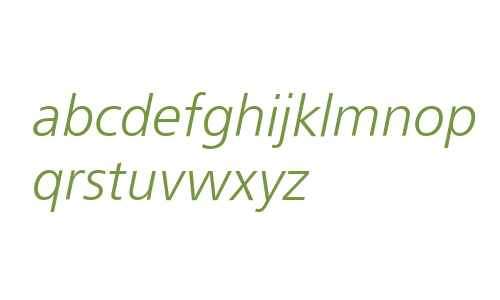PT FreeSet Oblique Cyrillic