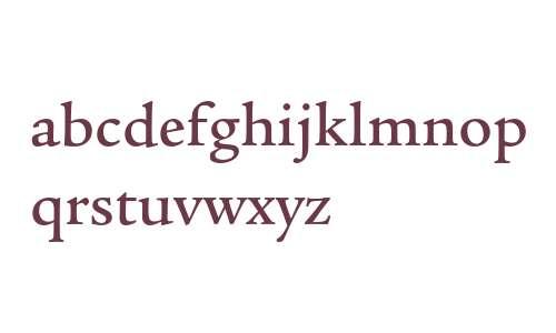 ITC Legacy Serif Std Medium