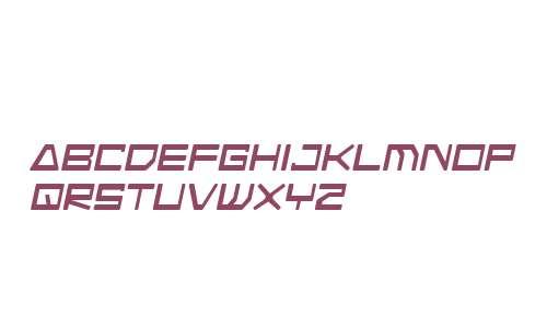Android Nation Italic
