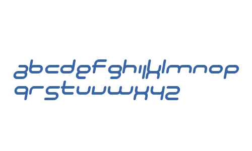 SF Technodelight NS Italic V2 V1