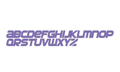 SF Automaton Bold Oblique V2