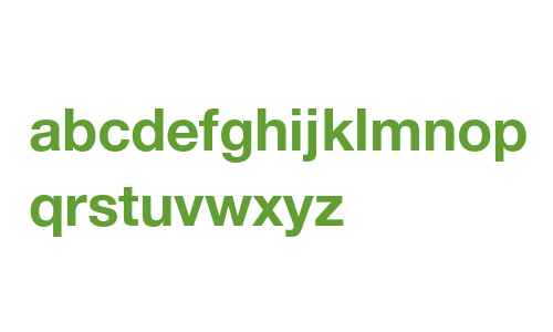 HelveticaNeueLT Pro 55 Roman Bold