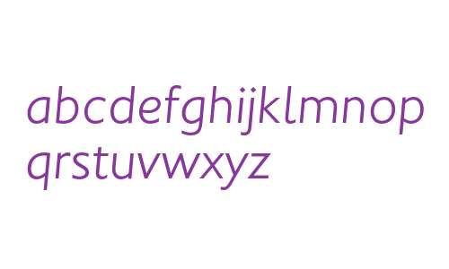 Johnston ITC Std Light Italic