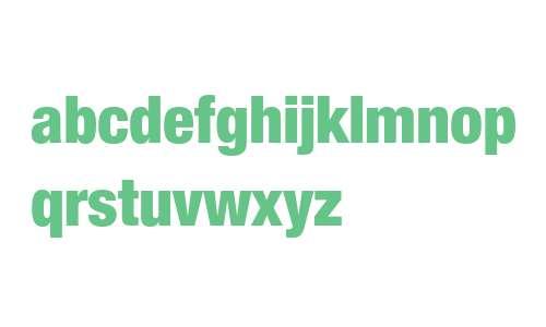 Helvetica Neue LT W04 97 BlkCn
