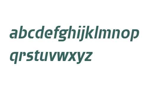Brda W04 Bold Italic