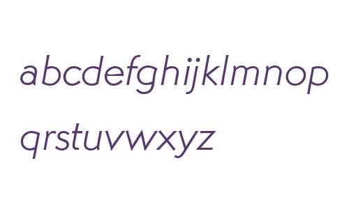 MartinGotURWTLig Italic