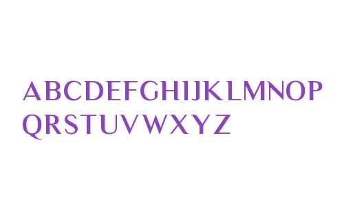 Luxia Semi-Bold Display