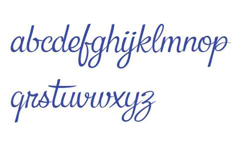 Snackbar Wide Italic