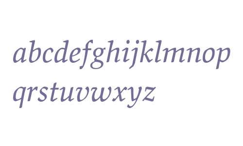 Valkyrie T3 Italic