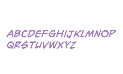 CCRichardStarkings W90 Italic