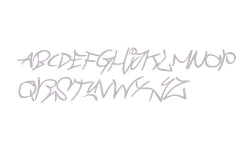 Graffiti Street Compact Italic
