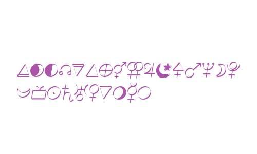 Anns Astro Calligraphic W95 Rg