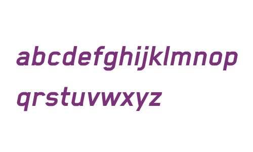 Blender Pro Bold Italic