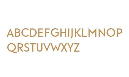 Guess Sans W00 SemiBold