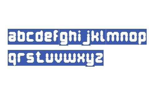 Digital Gothic-Inverse