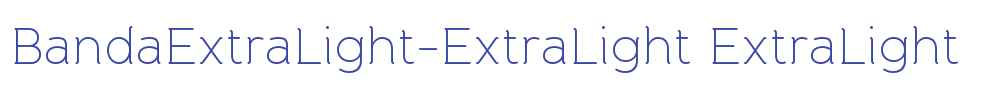BandaExtraLight-ExtraLight