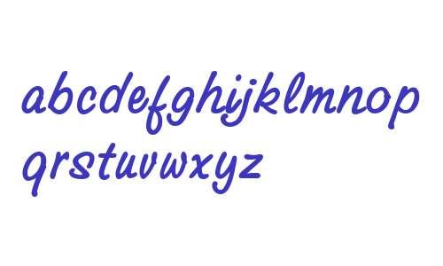 GroveScriptMedium