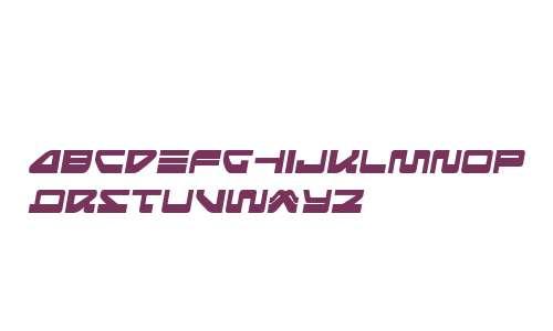 Searider Falcon Semi-Italic