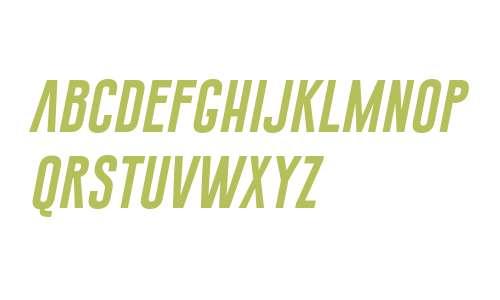 Gobold Extra1 Italic Italic