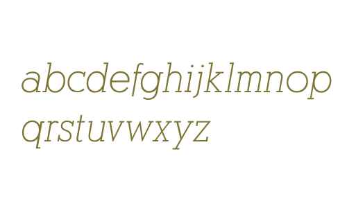 AlexandriaFLF-Italic