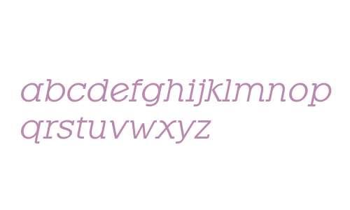 Equalis-Italic