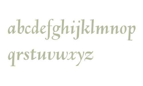 LTC Deepdene W00 Bold Italic