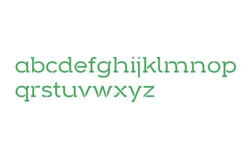 Arkibal-Serif-Stencil-Medium