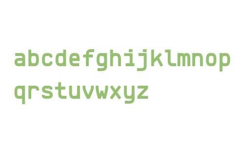 Klartext Mono Bold
