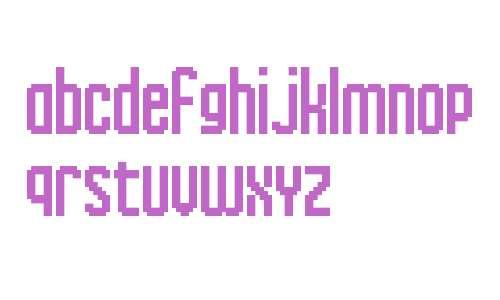 Inky Thin Pixels