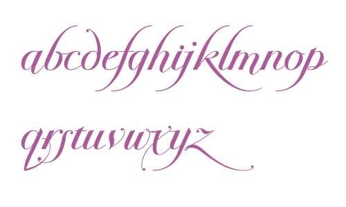 BodonianScript W01 6