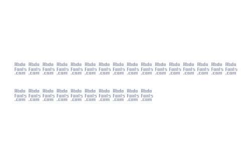 Abdo Text W00 Bold
