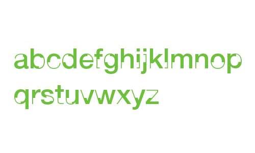 Help Font