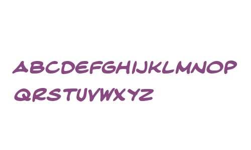 Longbox BB Bold Italic