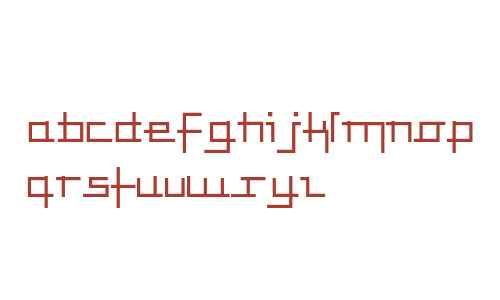 Anlinear LT Std Bold