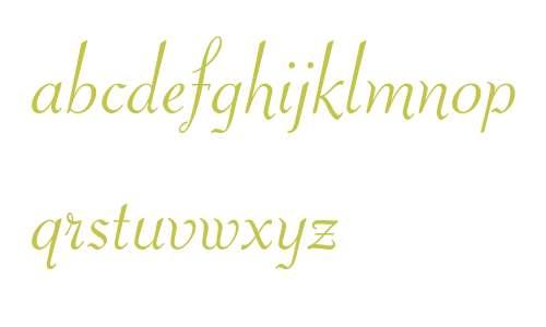 Rebekah W03 Italic