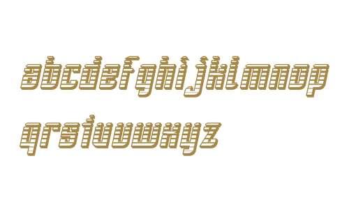 SF Piezolectric SFX Oblique V1