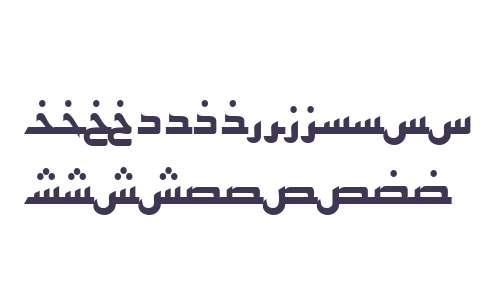 ArabicKufiSSK