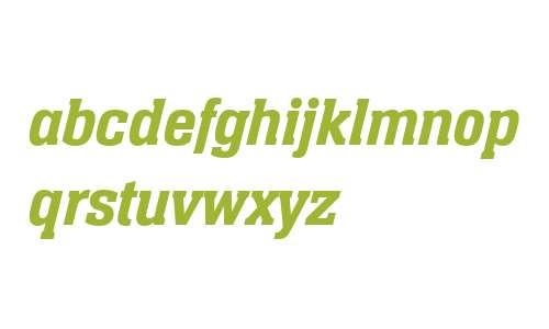 Neue Aachen W04 Medium Italic