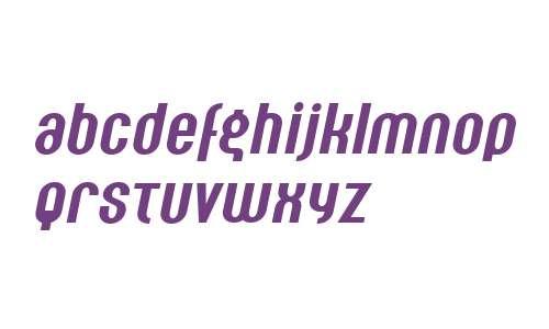 Seebad LT W01 Bold Italic