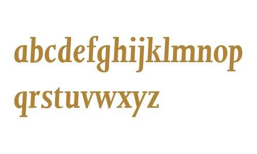 Joanna MT W04 Bold Italic