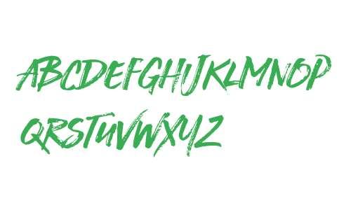 STONE HARBOUR  Italic