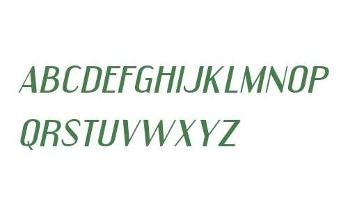Engebrechtre Expanded Italic V2