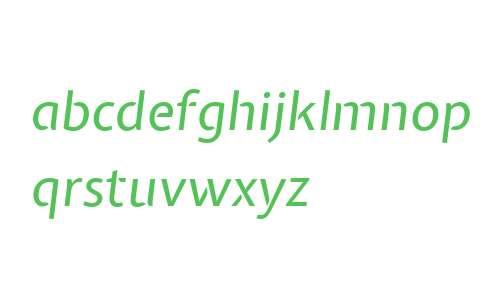 Expletus Sans Italic
