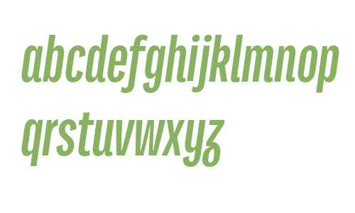 Titular Alt W00 Bold Italic