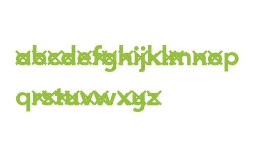 bauhaus-logo Bold Regular