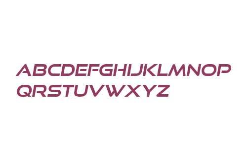 Good Times W05 Bold Italic