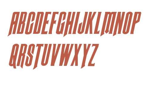 Butch & Sundance Italic