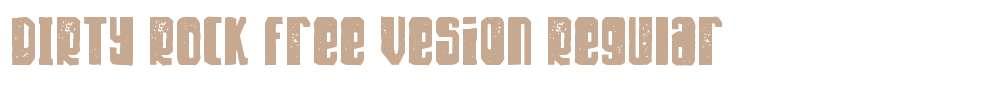 DIRTY ROCK Free Vesion