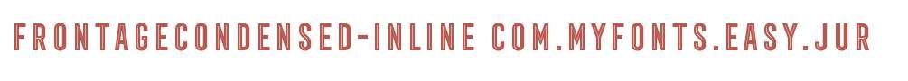 FrontageCondensed-Inline