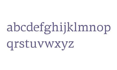 PF Centro Serif W01 Regular